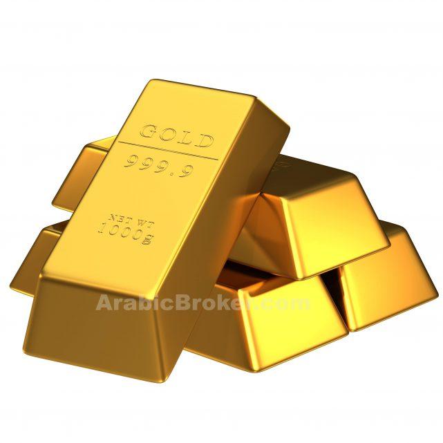 استقرار إيجابي لأسعار الذهب لأول مرة في ثلاثة جلسات مع تراجع مؤشر الدولار والأنظار على اجتماع الفيدرالي
