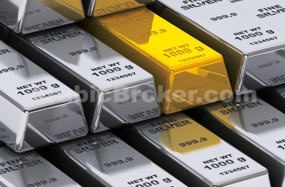 الفضة تسجل أعلى مستوى هذا الأسبوع بدعم من ضعف الدولار