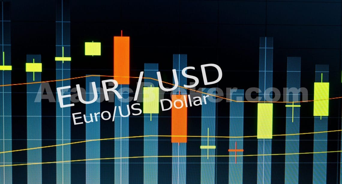 اليورو يستأنف الانخفاض