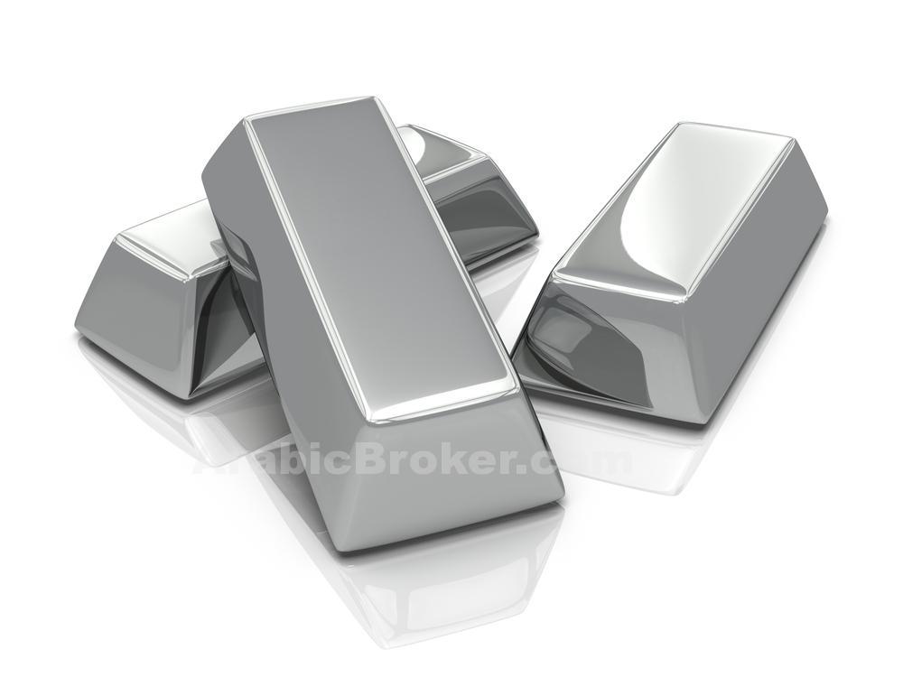 ارتفاع أسعار الفضة للأعلى لها في شهر مع توالي ارتداد مؤشر الدولار الأمريكي من الأعلى له في ثلاثة أسابيع