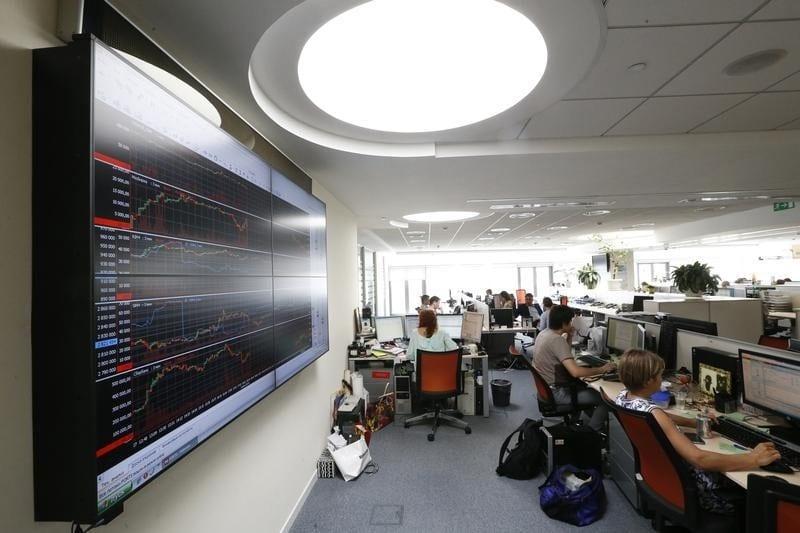 مؤشرات الأسهم في روسيا ارتفعت عند نهاية جلسة اليوم؛ مؤشر بورصة موسكو صعد نحو 0.10%