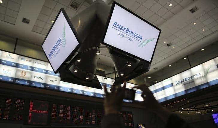 مؤشرات الأسهم في البرازيل هبطت عند نهاية جلسة اليوم؛ مؤشر بوفيسبا تراجع نحو 0.17%