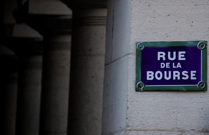 مؤشرات الأسهم في فرنسا ارتفعت عند نهاية جلسة اليوم؛ كاك 40 صعد نحو 0.22%