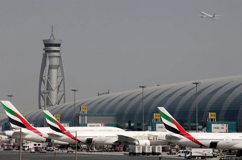 نمو حركة الركاب بمطار دبي 6.6% في أغسطس إلى أعلى مستوى على الإطلاق