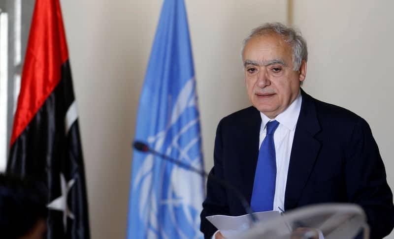 الأمم المتحدة تبدأ تنفيذ خطة لإنهاء اضطرابات ما بعد الانتفاضة في ليبيا