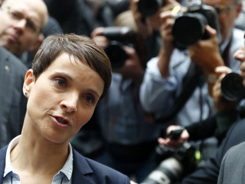 استقالة الرئيسة المشاركة لحزب البديل الألماني اليميني