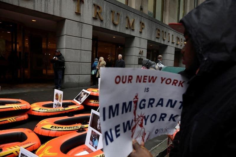 أمريكا تعتزم استقبال 45 ألف لاجئ بحد أقصى خلال العام المالي المقبل