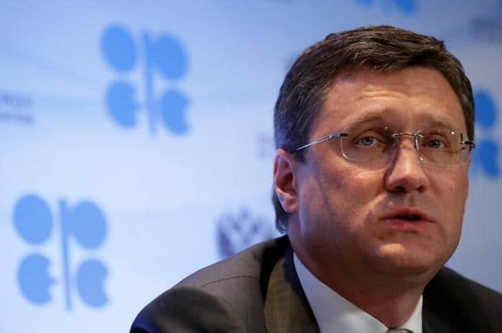 نوفاك: من السابق لأوانه الحديث عن تمديد اتفاق النفط