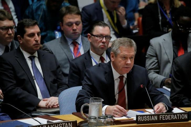 إنترفاكس: روسيا ترفض اتهامات الأمم المتحدة بانتهاكات في القرم