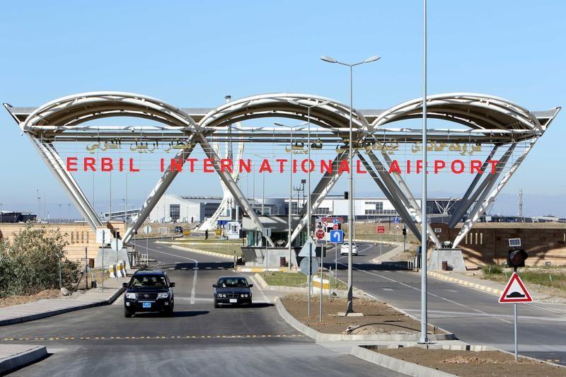 العراق يبلغ شركات طيران أجنبية بوقف الرحلات إلى كردستان يوم الجمعة