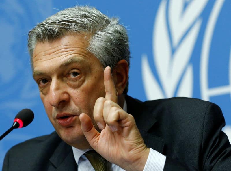"""رئيس مفوضية اللاجئين: عودة الروهينجا إلى وطنهم """"سؤال كبير"""""""