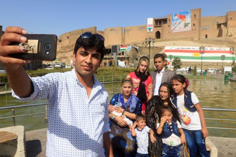 بغداد تزيد الضغط على أكراد العراق لإلغاء استفتاء الاستقلال