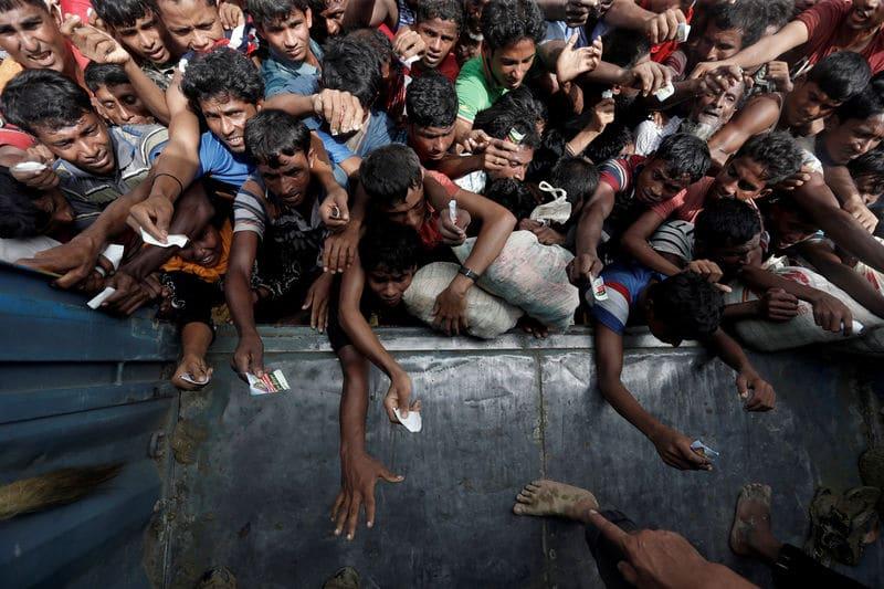 مفوضية شؤون اللاجئين تبدي قلقها من العنف تجاه الروهينجا في سريلانكا