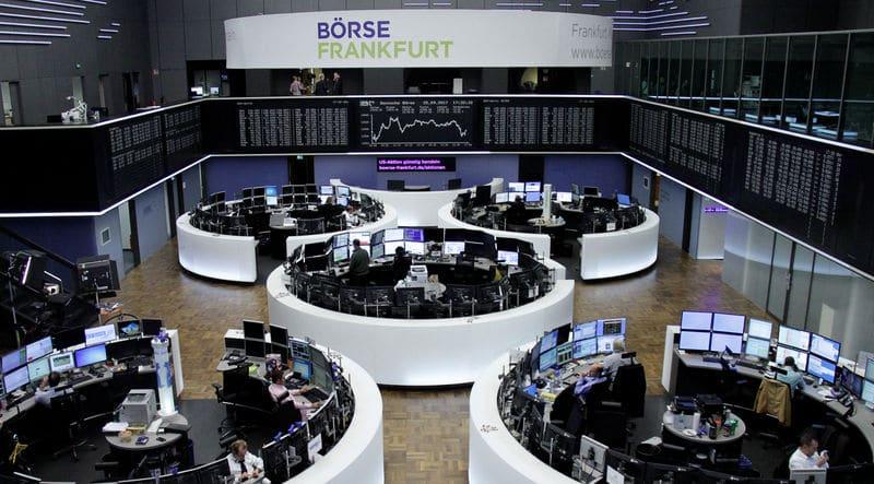 البنوك تقود أسهم أوروبا للارتفاع إلى أعلى مستوى في 10 أسابيع