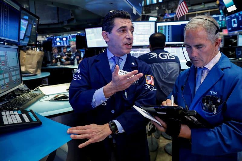 الأسهم الأمريكية تغلق مرتفعة مدعومة بمكاسب للقطاع المالي