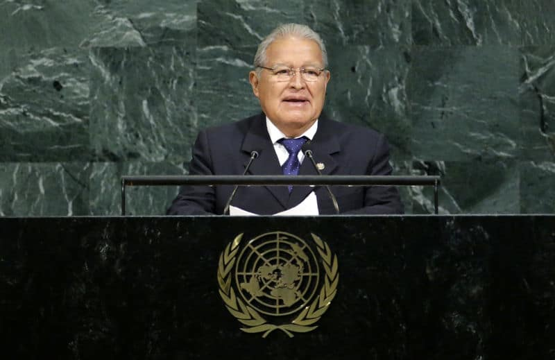 السلفادور تشكل لجنة للعثور على المفقودين في الحرب الأهلية