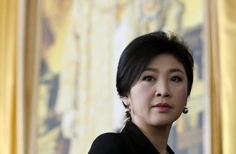 رئيس وزراء تايلاند: رئيسة الوزراء السابقة في دبي