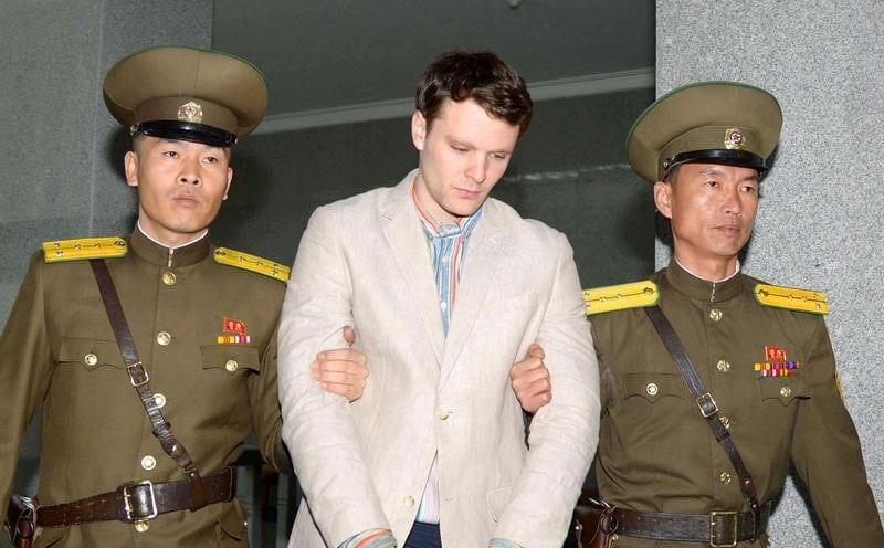 كوريا الشمالية تؤكد عدم تعرض الطالب الأمريكي وارمبير للتعذيب