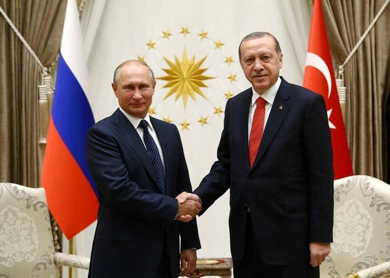 إردوغان: الاستفتاء في كردستان العراق غير مشروع