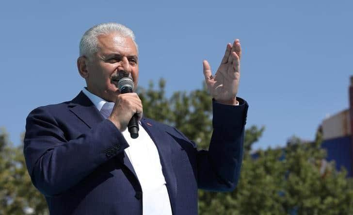 رئيس وزراء تركيا: الرد على استفتاء الأكراد لن يستهدف إلا من كانوا وراءه