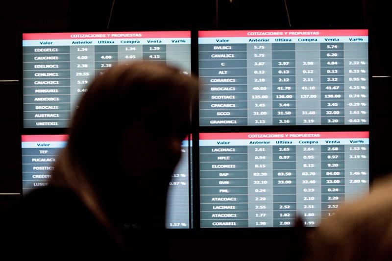 مؤشرات الأسهم في بيرو ارتفعت عند نهاية جلسة اليوم؛ S&P Lima General صعد نحو 1.00%