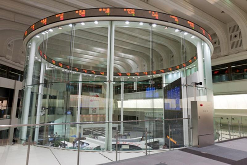 مؤشرات الأسهم في اليابان هبطت عند نهاية جلسة اليوم؛ نيكاي 225 تراجع نحو 0.03%