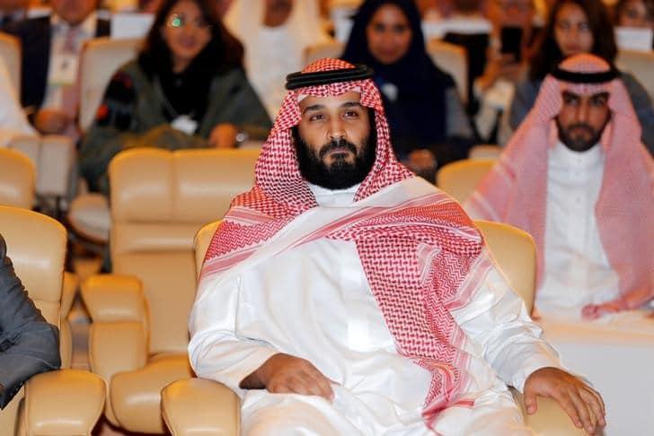 الأمير محمد: بلاكروك وبلاكستون تفتحان مكاتب في السعودية