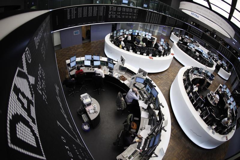 مؤشرات الأسهم في ألمانيا ارتفعت عند نهاية جلسة اليوم؛ داكس 30 صعد نحو 0.09%