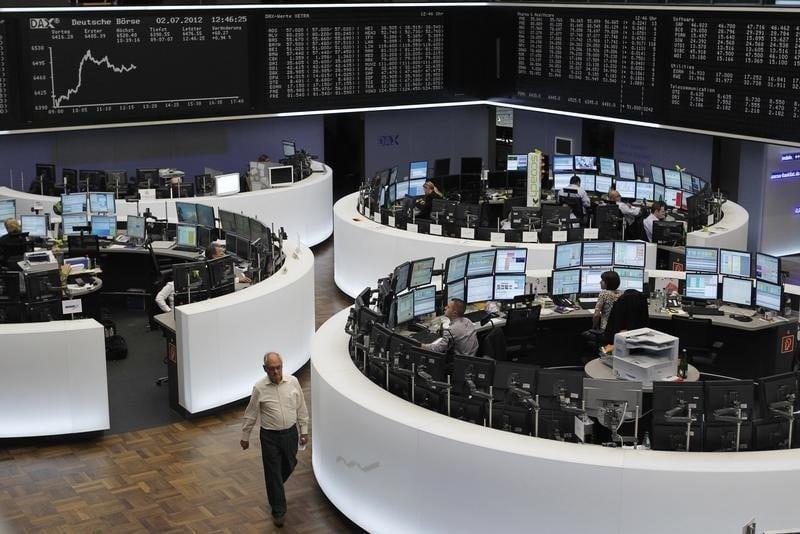 مؤشرات الأسهم في ألمانيا تباينت عند نهاية جلسة اليوم؛ داكس 30 تراجع نحو 0.31%