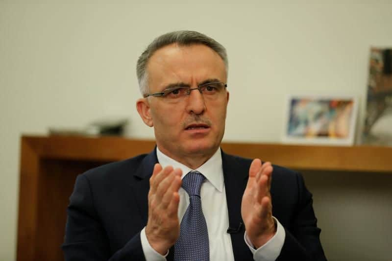 مقابلة-وزير: تركيا ستحمي البنوك من تبعات قضية ضراب