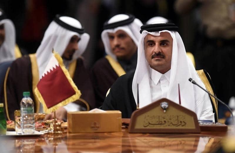 أمير قطر: مستعدون لحل الخلاف لكن السيادة فوق كل اعتبار