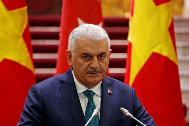 رئيس وزراء تركيا: أمريكا شدت فتيل قنبلة بقرار الاعتراف بالقدس