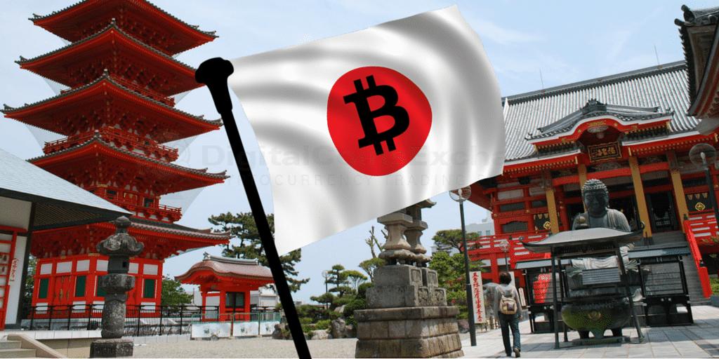 الارتفاع الكبير الذي شهده البيتكوين قد يعزز الاقتصاد الياباني في عام 2018