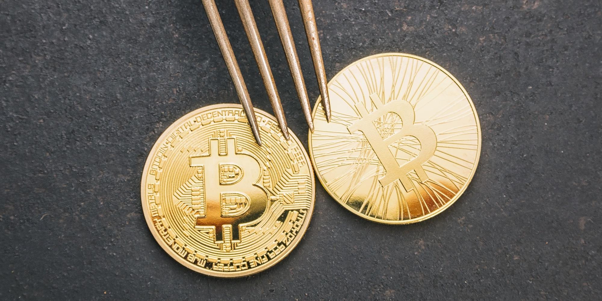 نمو التشككات في مجتمع العملات الرقمية بشأن انقسامات البيتكوين