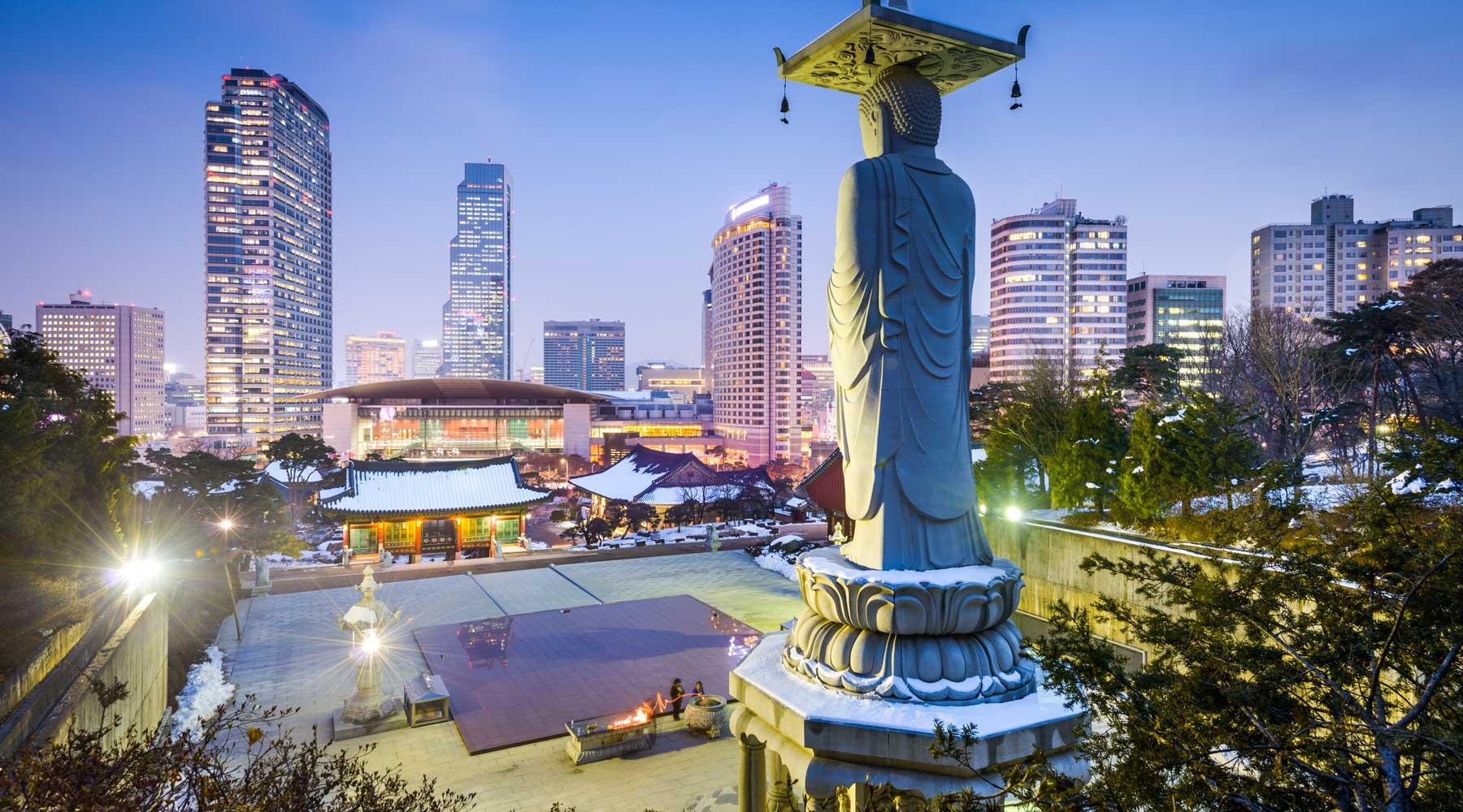 كوريا الجنوبية تُظهر محاولات جديدة لاضعاف أسواق العملة الرقمية