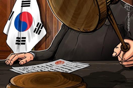 السلطات الكورية الجنوبية تحكم على مخادع للعملات المشفرة