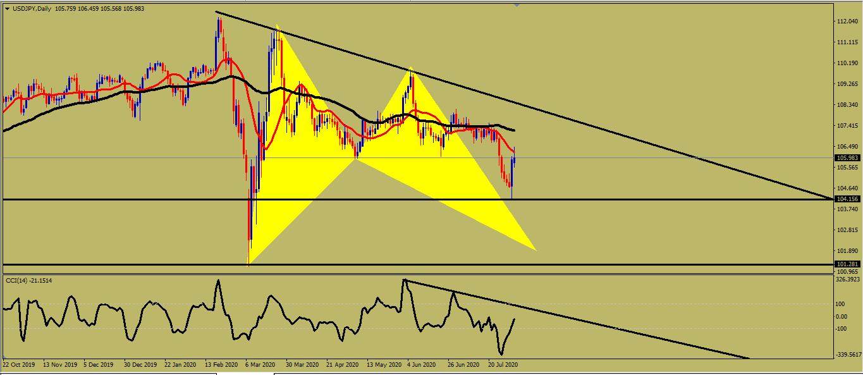 الدولار ين والسيناريو السلبى