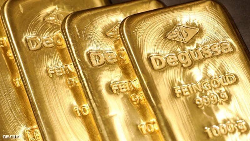 تراجع أسعار الذهب للأدنى لها في شهرين مع ارتفاع مؤشر الدولار والأنظار على شهادة باول ومنوشين أمام الكونجرس