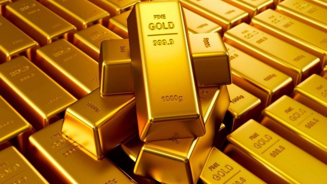 تراجع العقود الآجلة لأسعار الذهب لما دون 1,900$ للأونصة