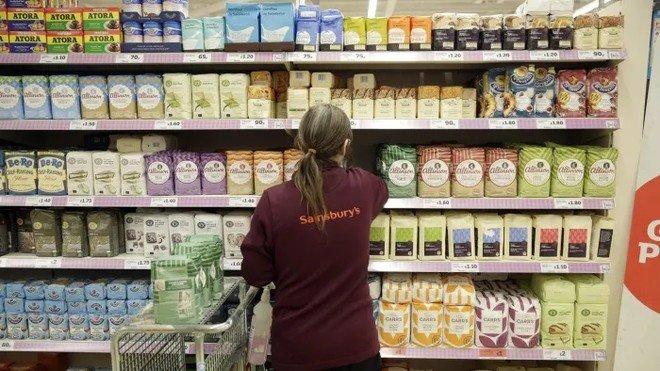 انخفاض أسعار المتاجر البريطانية بنسبة 1.2% خلال أكتوبر