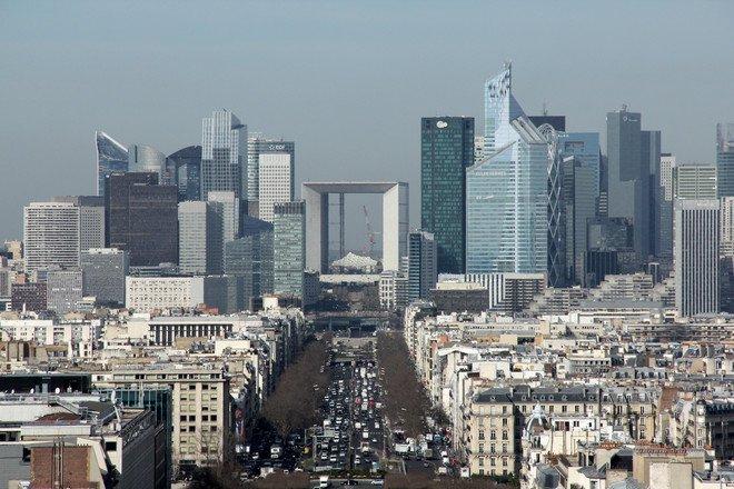 توقعات بانكماش اقتصاد فرنسا 11% في 2020