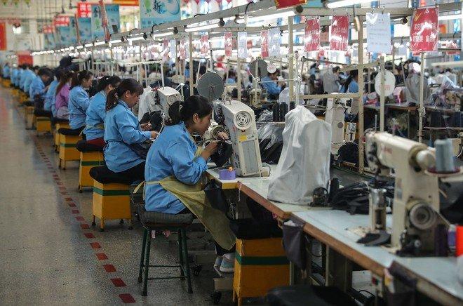 قطاع التصنيع في الصين يسجل أعلى مستوى له منذ 10 سنوات