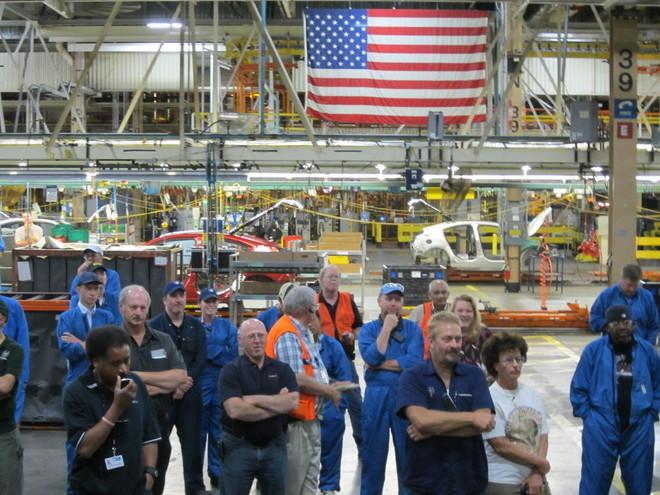طلبيات المصانع الأمريكية ترتفع بقوة في سبتمبر