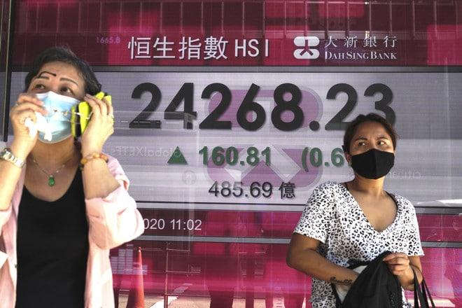 بينما تفرز أمريكا أصوات الناخبين.. الأسواق العالمية تسجل ارتفاعا