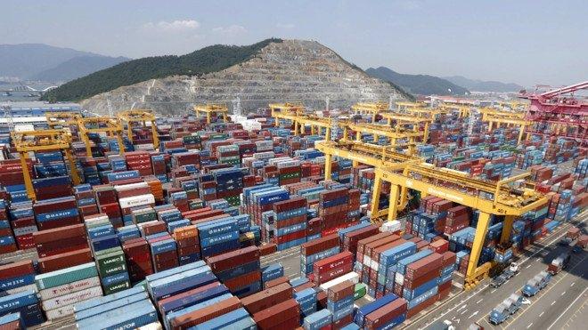 استمرار تراجع أسعار صادرات كوريا الجنوبية للشهر الثالث على التوالي