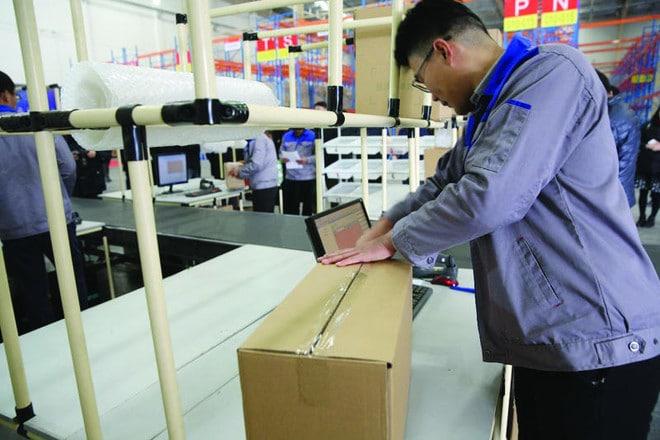 ارتقاع مبيعات التجزئة في الصين 4,3 % الشهر الماضي