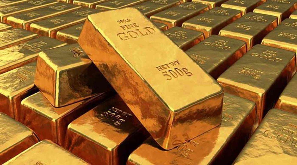 توالي ارتداد أسعار الذهب من الأدنى لها في أربعة أشهر مع تراجع مؤشر الدولار الأمريكي للجلسة الثالثة على التوالي