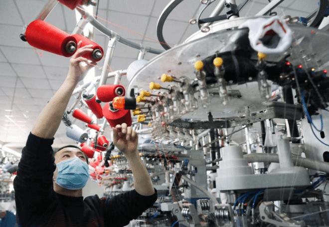نشاط المصانع الصينية يشهد أسرع نمو منذ عقد