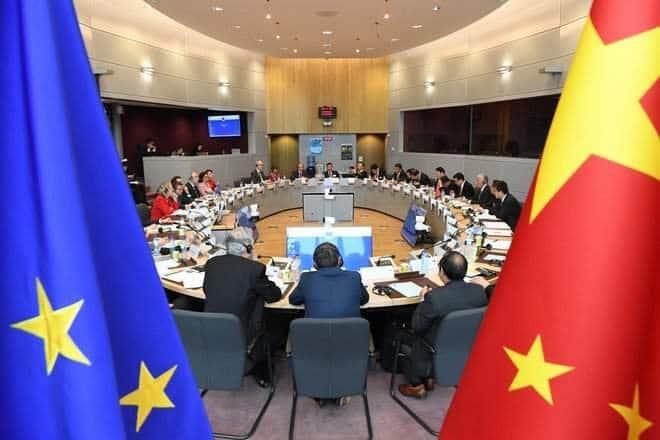 الرئيس الصيني: اتفاقية الاستثمار مع الاتحاد الأوروبي توفر بيئة عمل أفضل