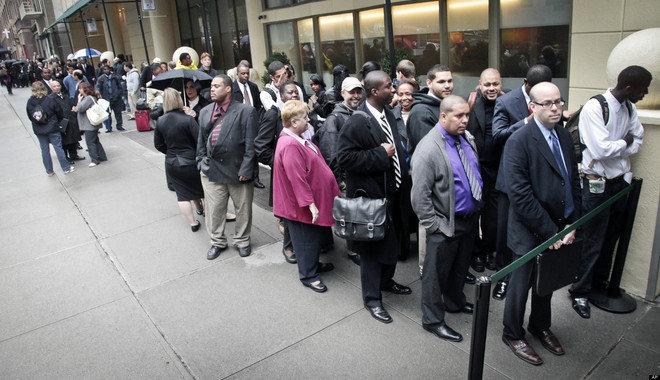 انخفاض طلبات إعانة البطالة الأمريكية الأسبوع الماضي.. بلغت 787 ألف طلب
